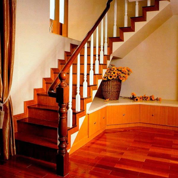合肥實木樓梯的質量因素