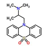 13754-56-8;盐酸二氧丙嗪