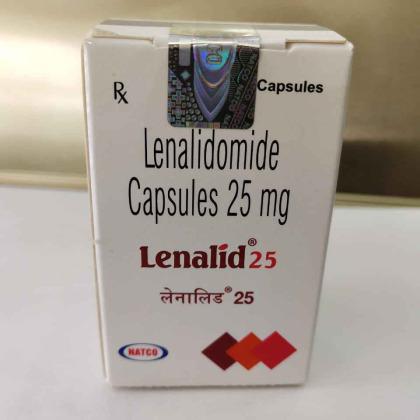 来那度胺 (lenalidomide)-Natco