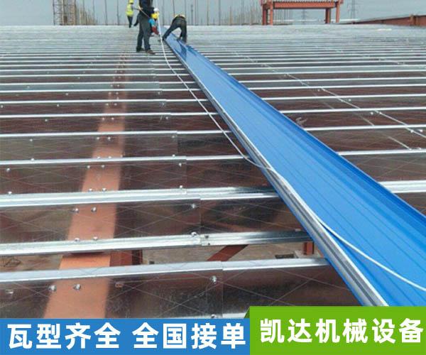 高空压瓦机生产厂家