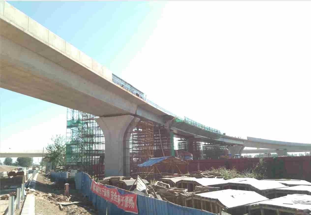 北京京台高速体外索