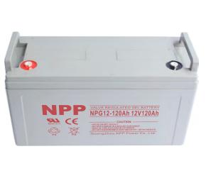 耐普NPP蓄电池NPG12V120AH