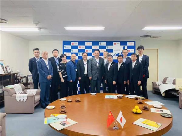 蕪湖市代表團赴高知市訪問